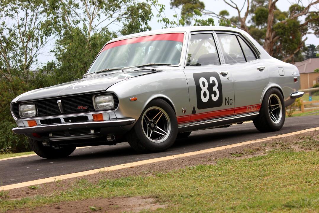 1971 Mazda CAPELLA RX2 SUPER DELUXE