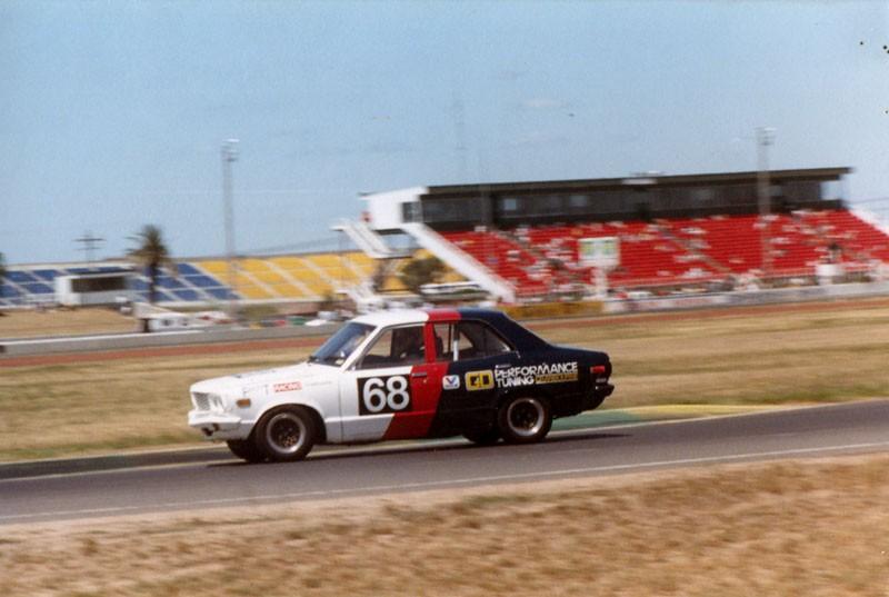 1974 Mazda RX3