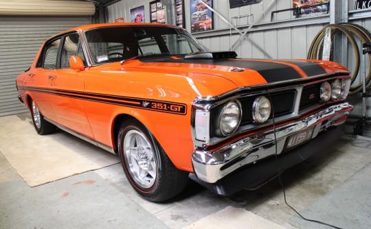 1971 Ford Falcon GTHO Replica