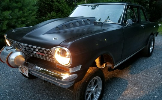 1962 Chevrolet gasser