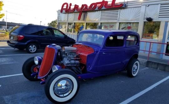 1934 Ford 2 DOOR