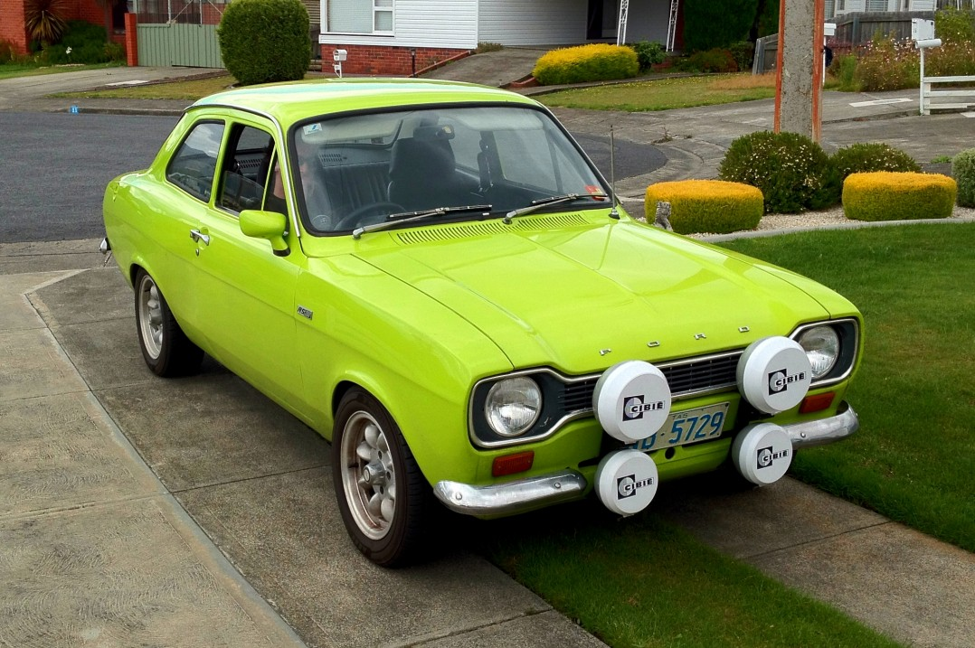 1973 Ford ESCORT RS 2000