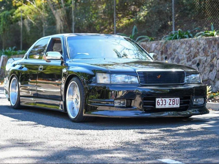 1990 Toyota Celsior VIP