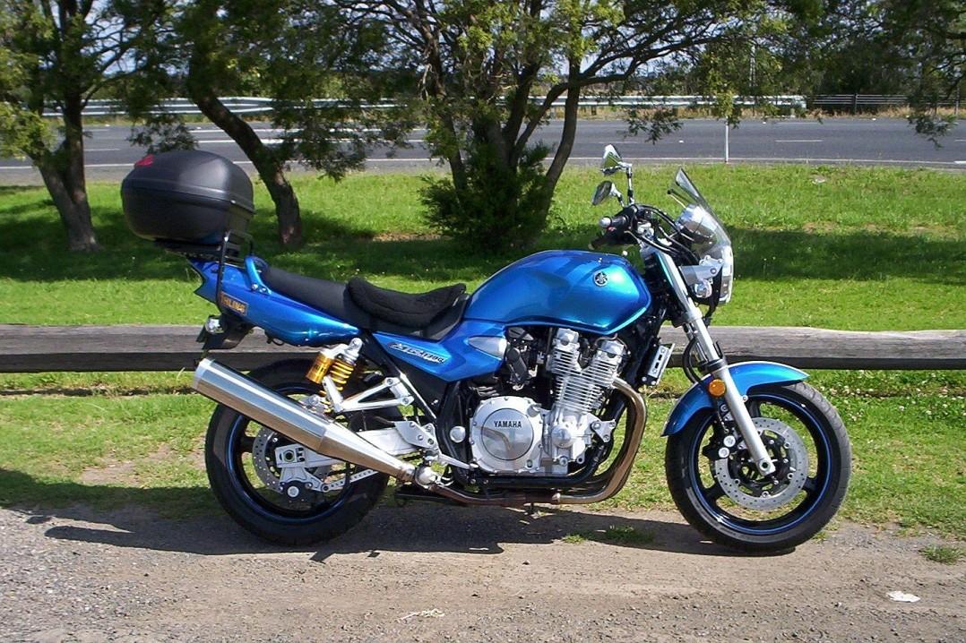2007 Yamaha XJR1300