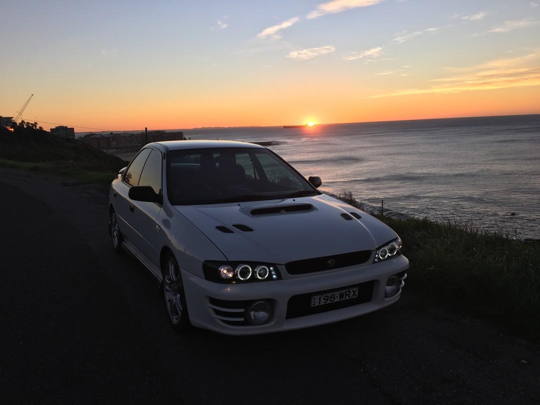 1998 Subaru RX