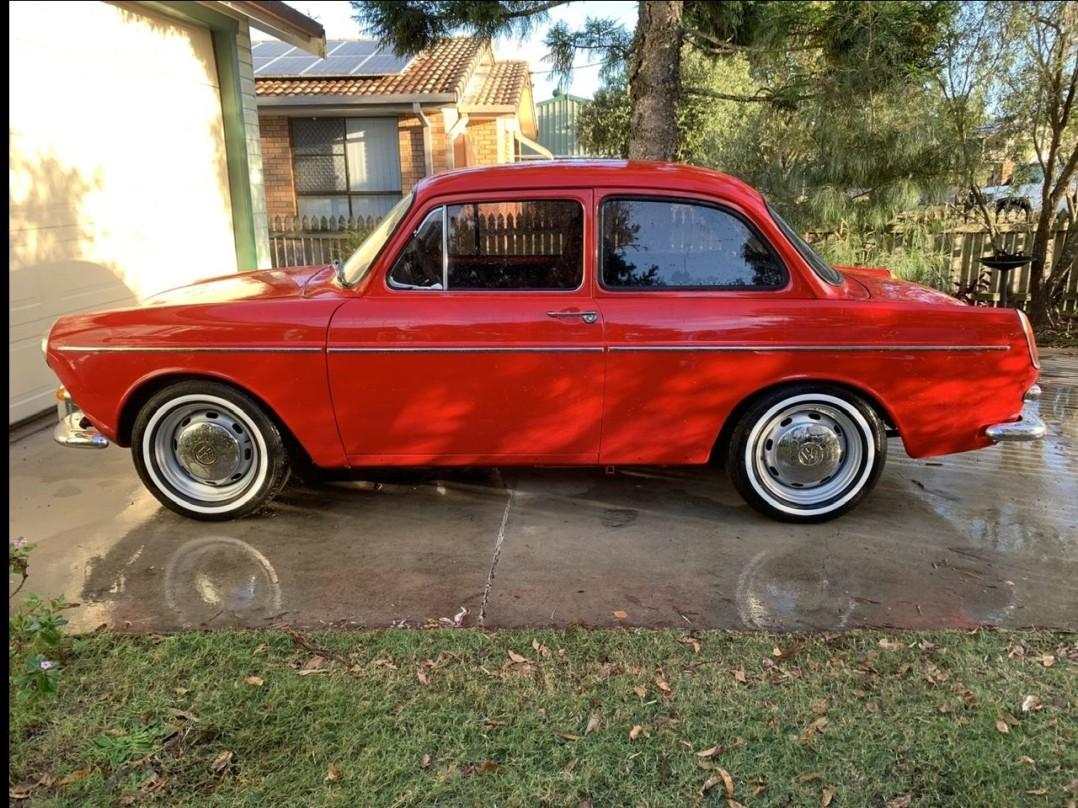 1963 Volkswagen 1500S Type 3