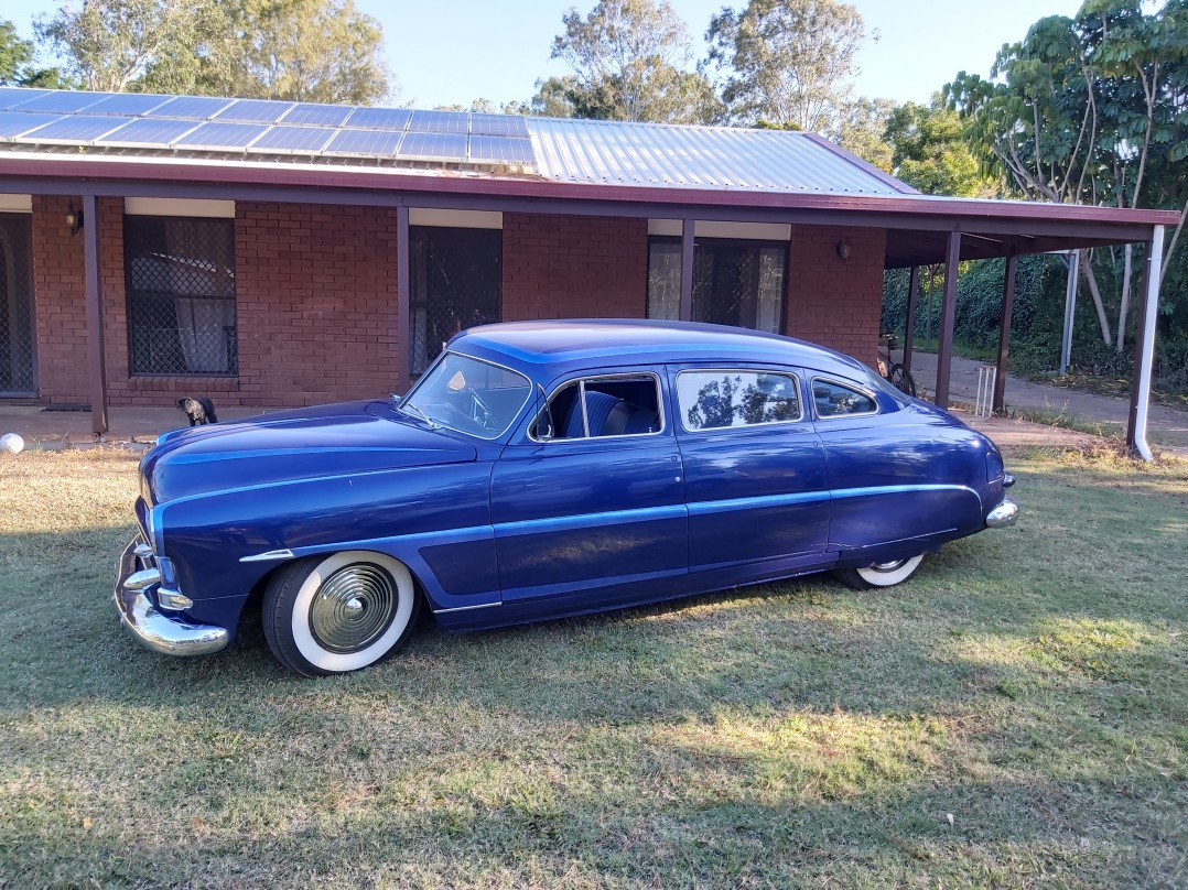 1952 Hudson Pacemaker