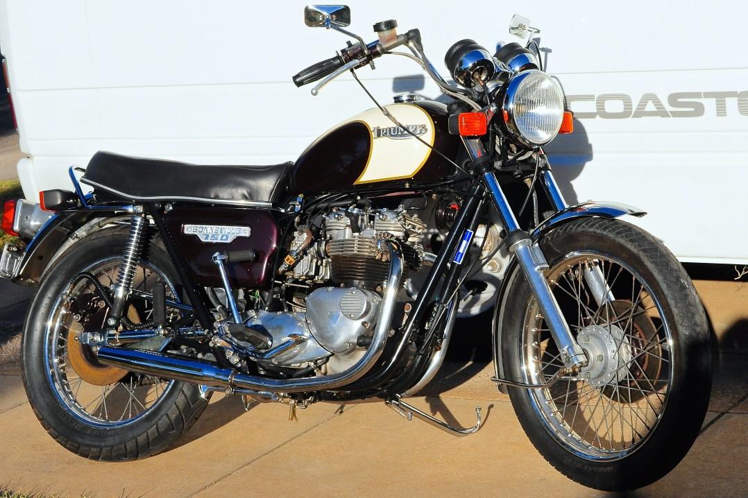 1982 Triumph T140 Bonneville