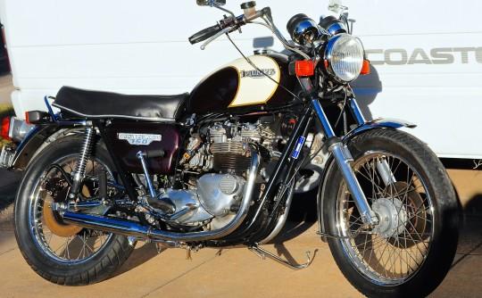 1981 Triumph T140 Bonneville