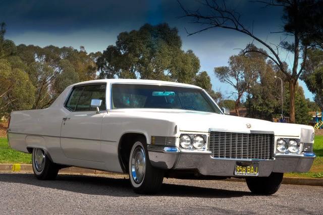 1970 Cadillac Calais