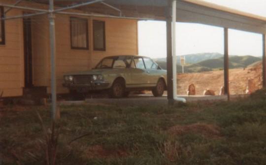 1975 Fiat 124 Sport Coupe CC