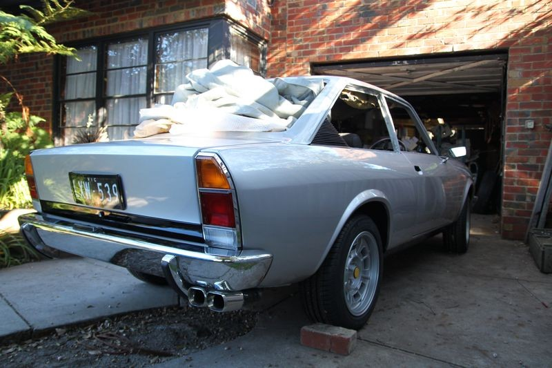 1974 Fiat 124 Sport Coupe