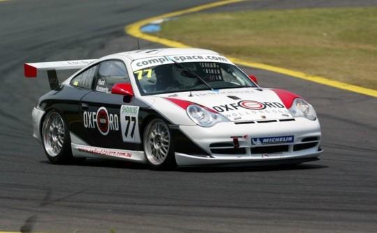 2002 Porsche 996 Cup Car