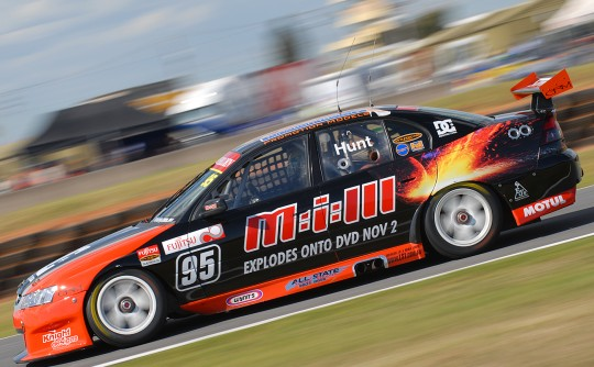 2003 Holden Commodore VY GRM 05