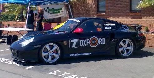 2004 Porsche 996 Turbo
