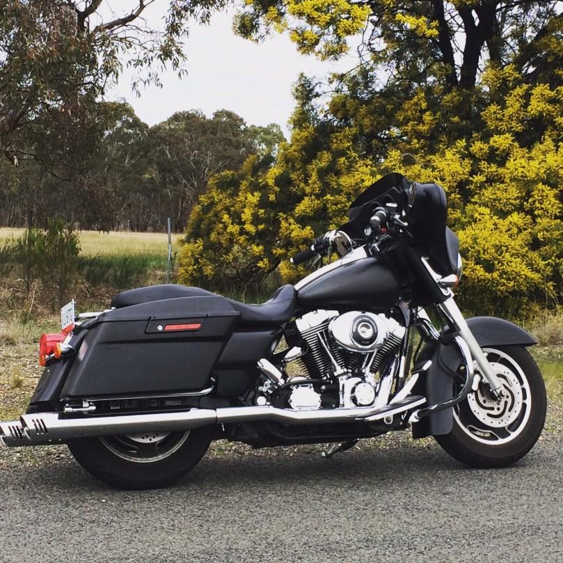2006 Harley-Davidson 1584cc FLHX STREET GLIDE