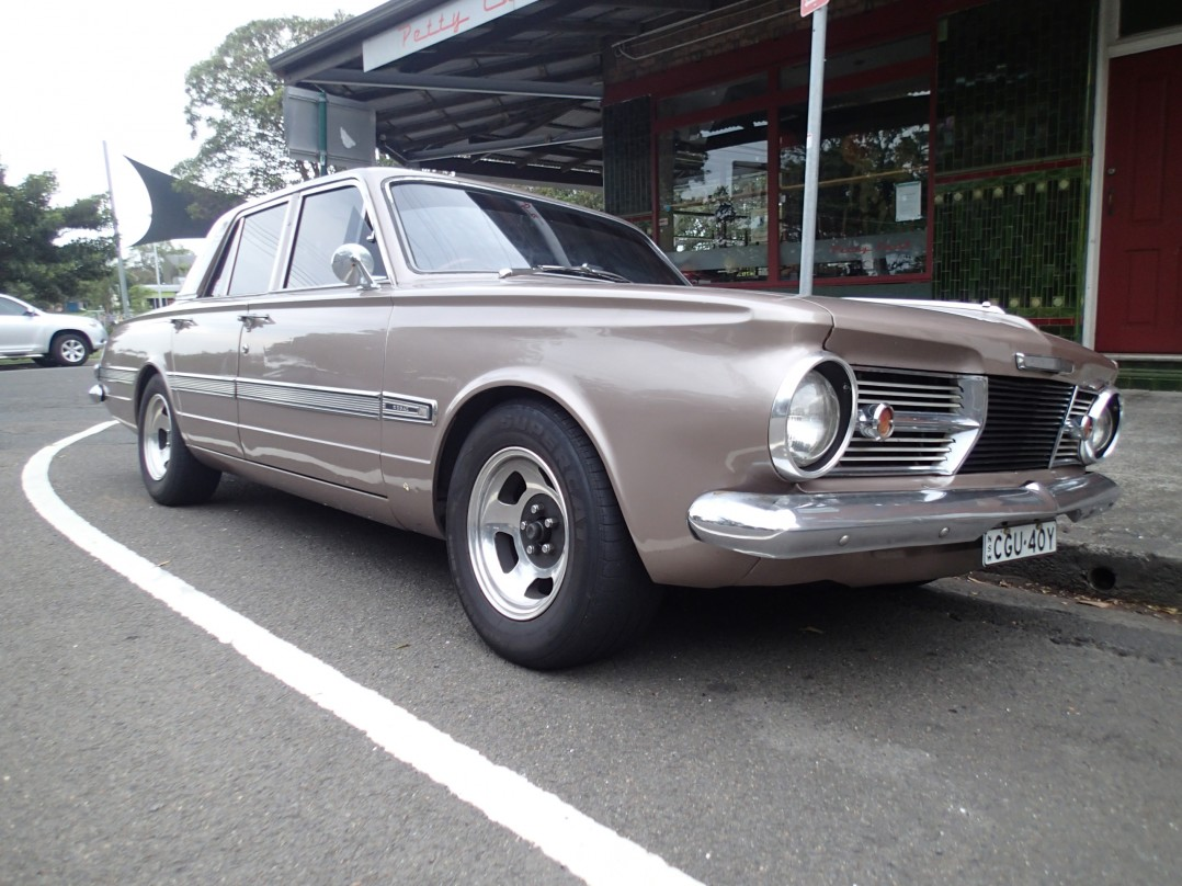 1965 Chrysler AP6 Regal
