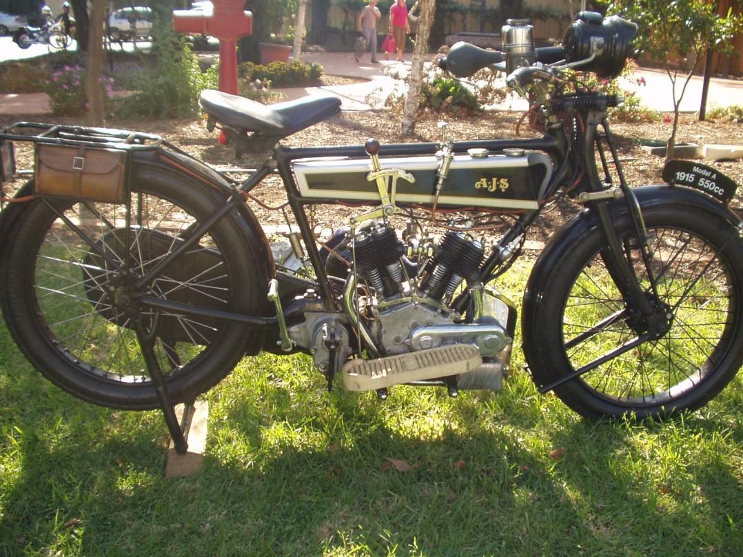 1915 AJS A