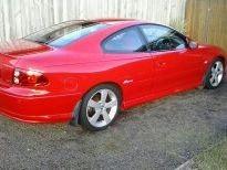 2003 Holden Monaro