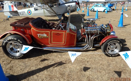 """1964 Ford Replica model """"T"""" Ford Hot Rod"""