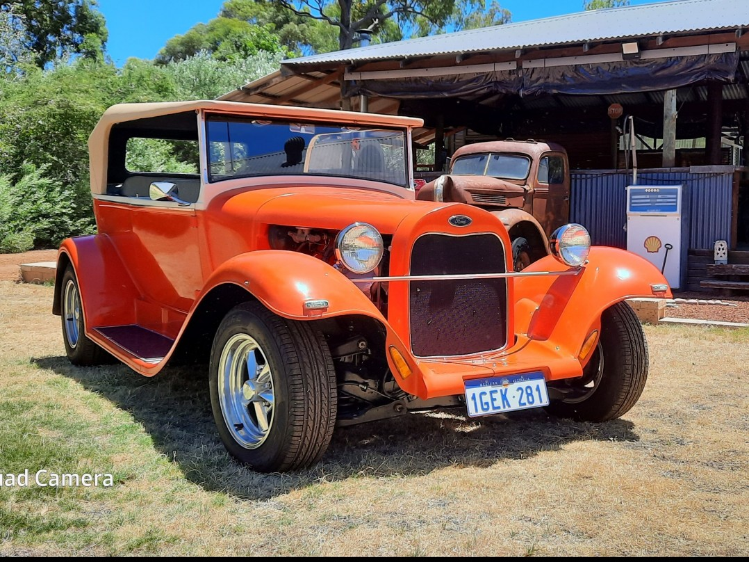 1935 Ford Strod