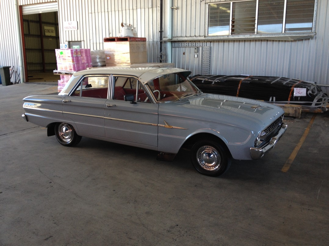 1963 Ford FALCON XL