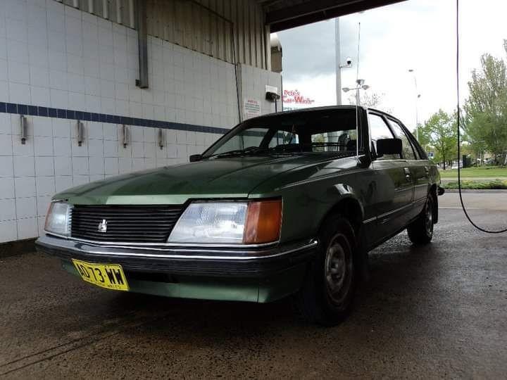 1982 Holden Commodore SL