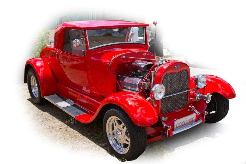 1928 Ford Model A Roadster Hotrod