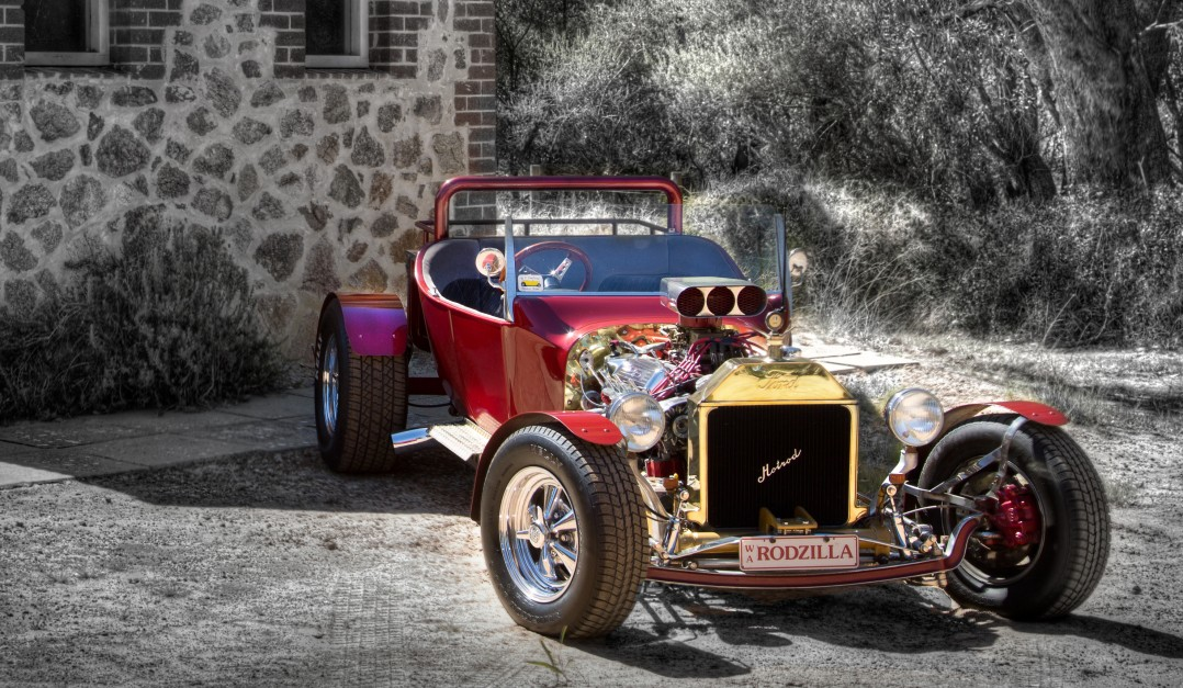 1923 Ford T-Bucket Hotrod