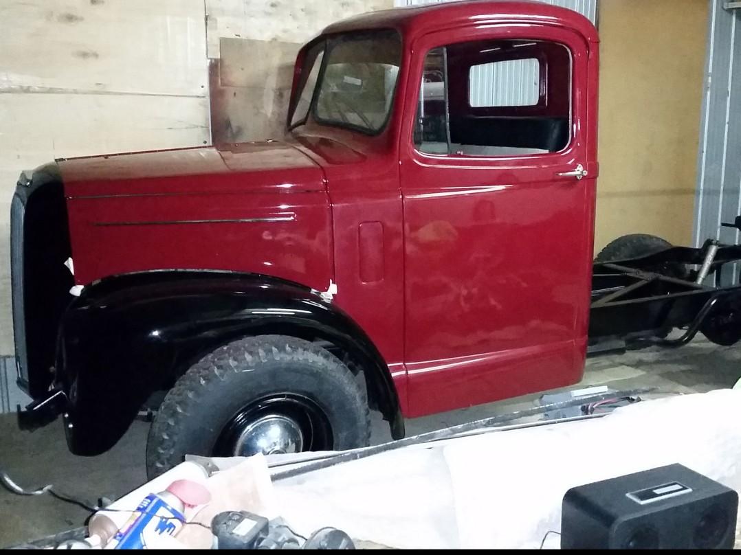 1959 Morris Commercial LC5