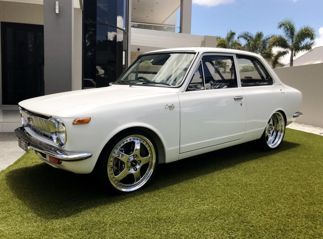1969 Toyota corolla