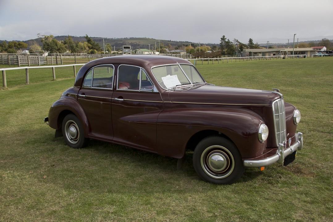 1949 Morris Six