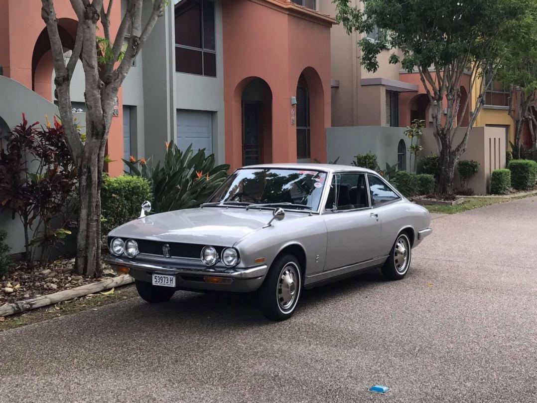 1973 Isuzu 117 Coupe (PA95)