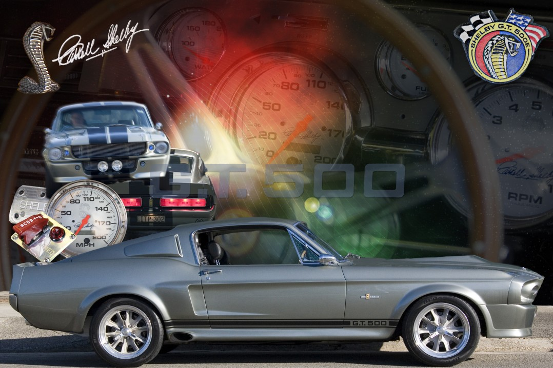 2006 Ford Mustang Shelby GT500 Eleanor