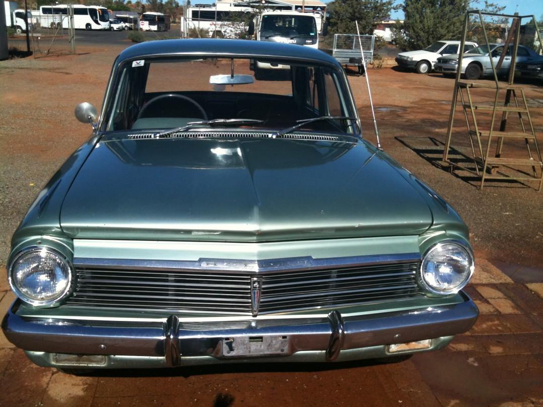 1964 Holden manual premier