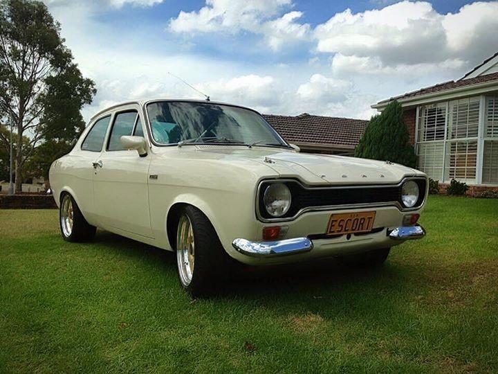 1971 Ford ESCORT