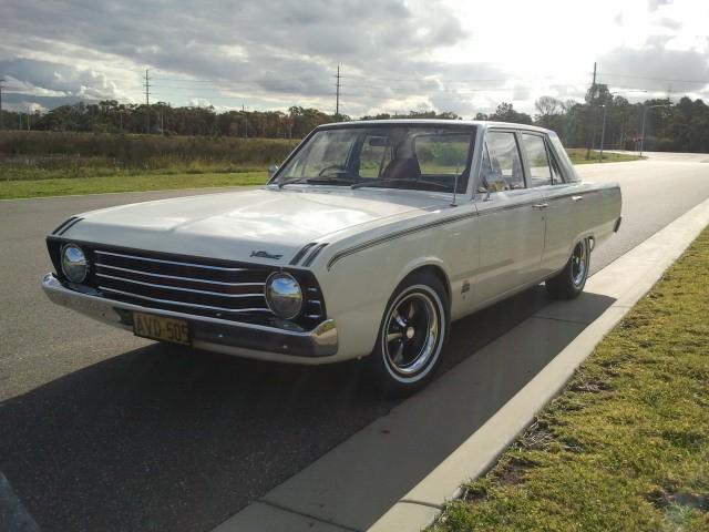 1969 Chrysler VALIANT PACER
