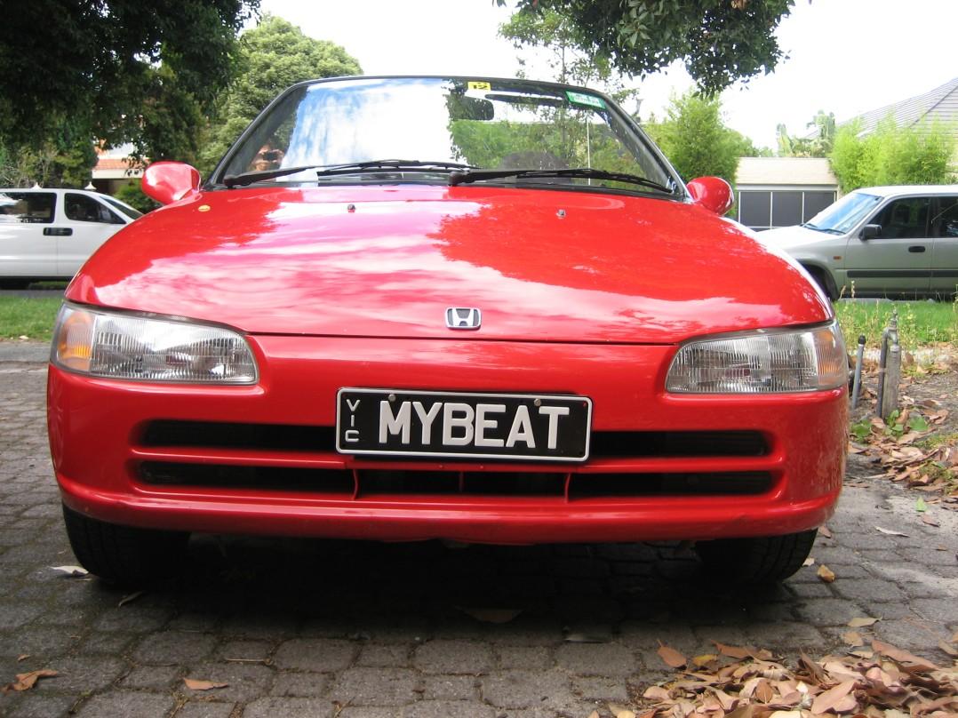 1990 Honda BEAT 660