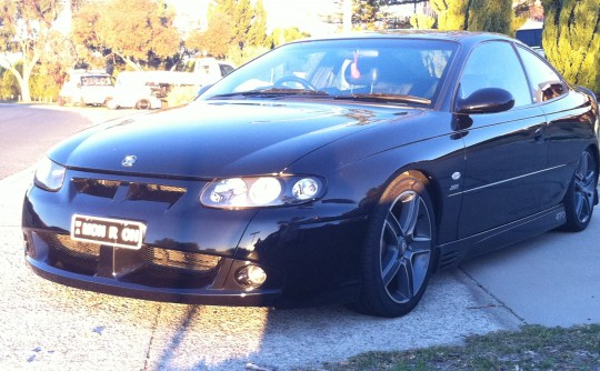 2004 Holden Special Vehicles GTO