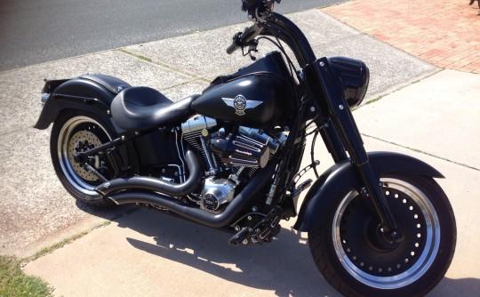 2013 Harley-Davidson FLSTFB
