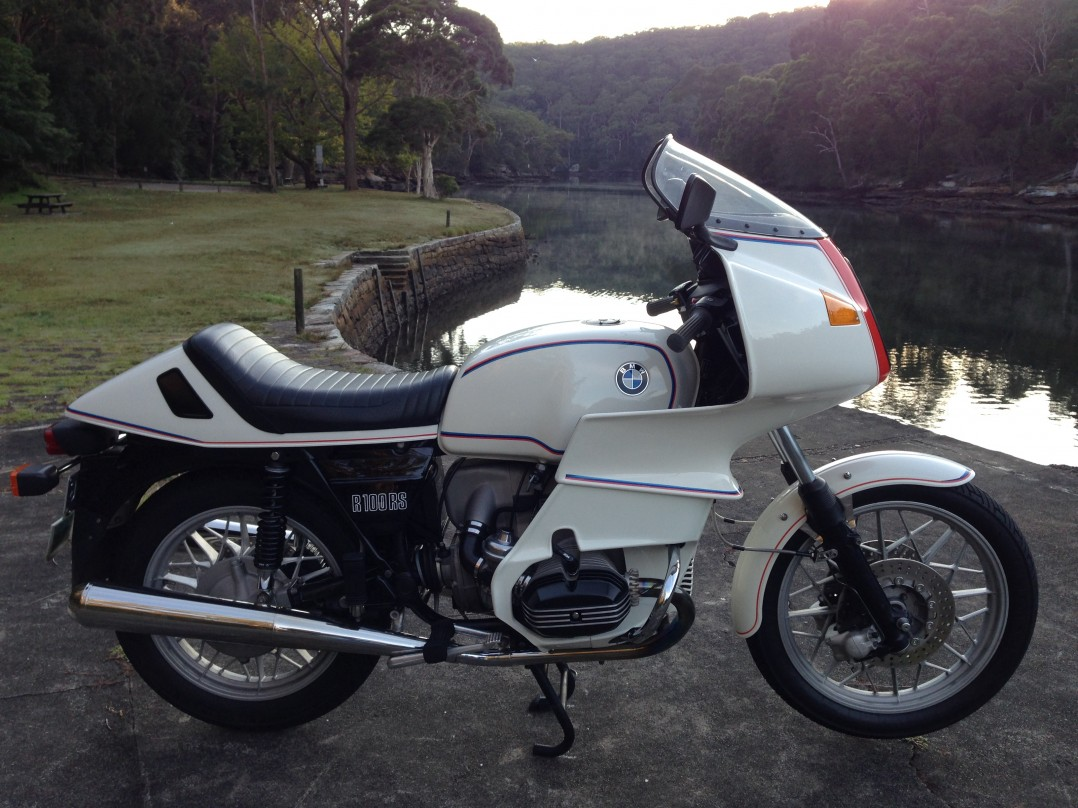1979 BMW 980cc R100RS