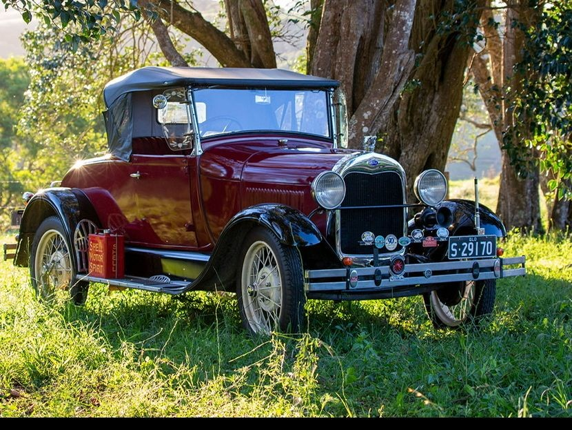 1929 Ford A model roadster