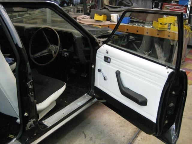 1974 Ford xb