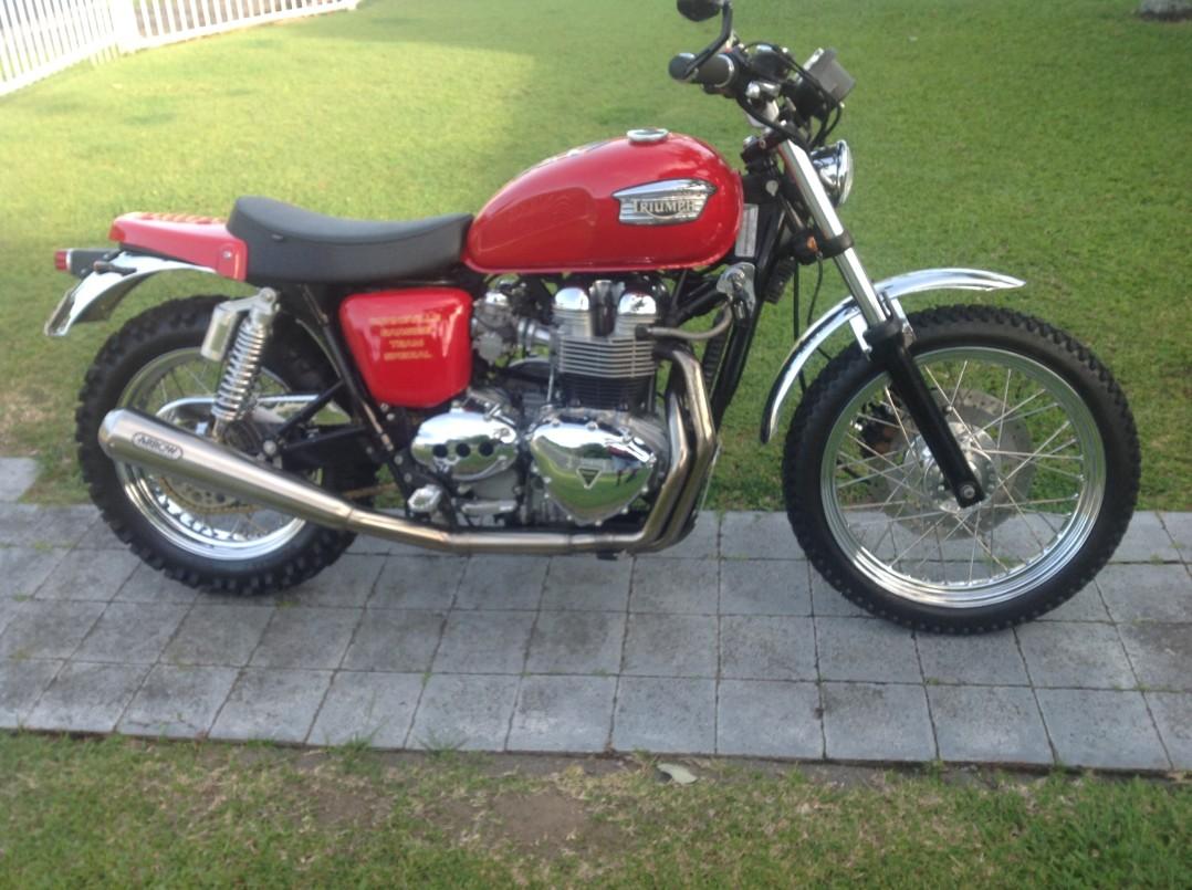 2003 Triumph Bonnieville