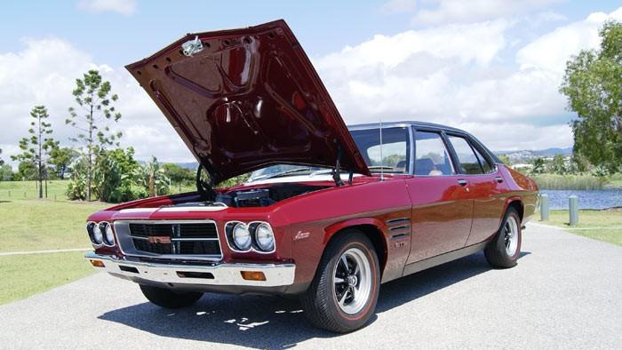 1974 Holden HQ GTS