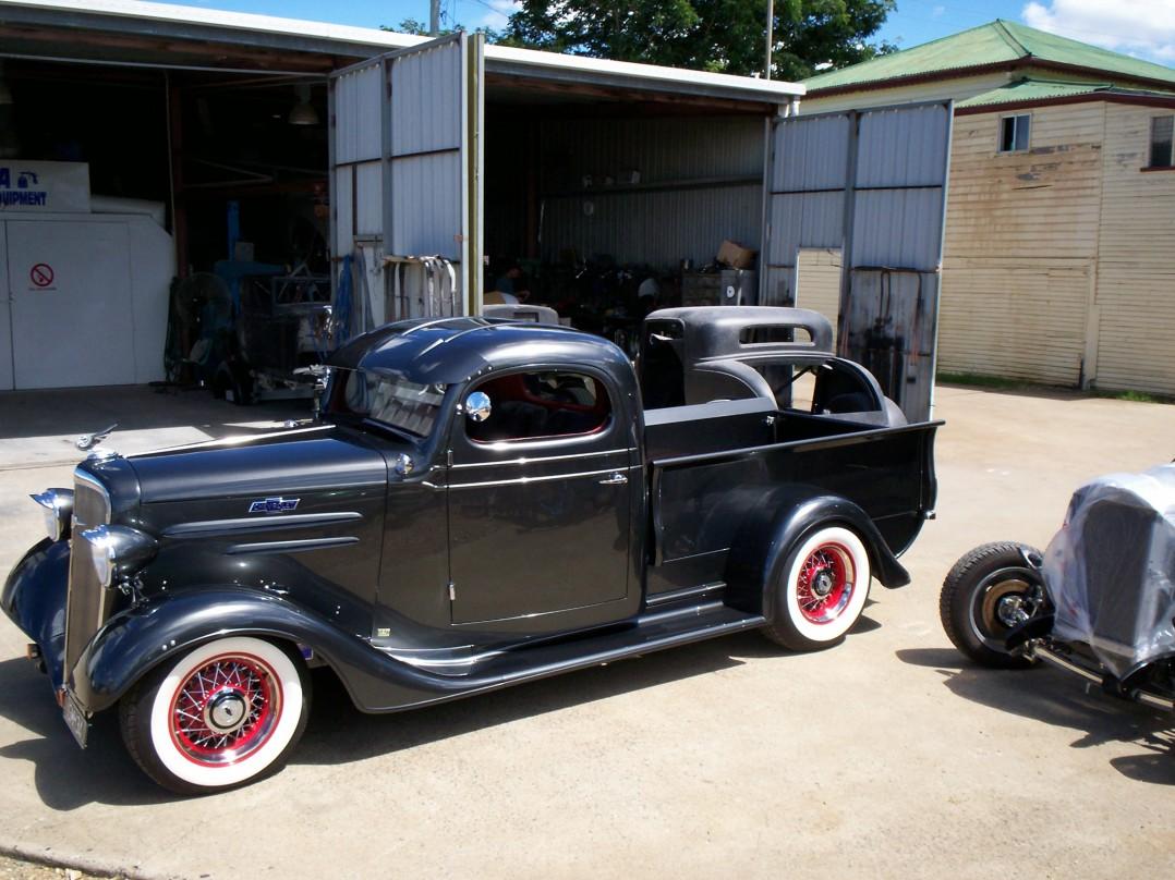 1934 Chevrolet pick up