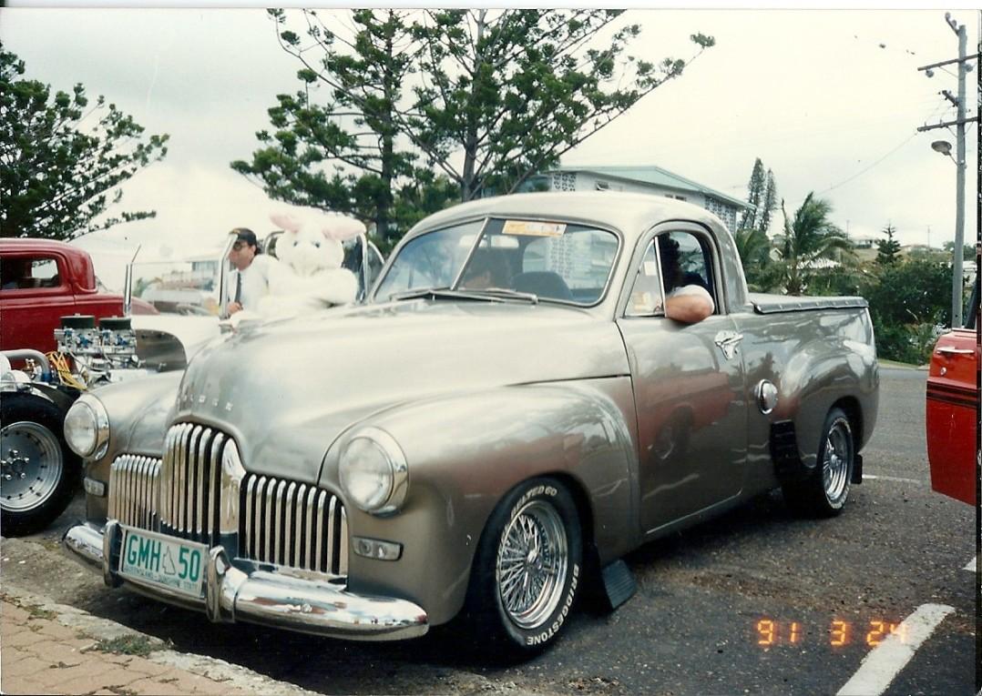 1950 Holden fx