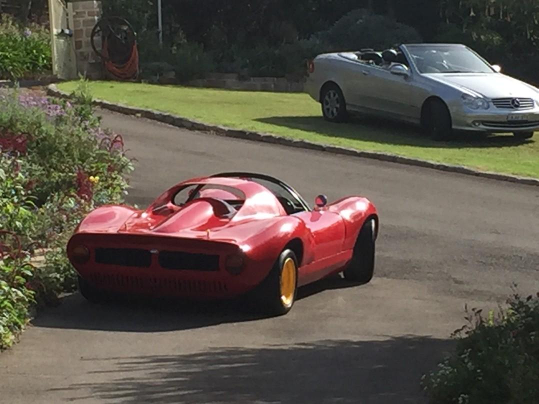 1966 Ferrari Dino 206SP replicar