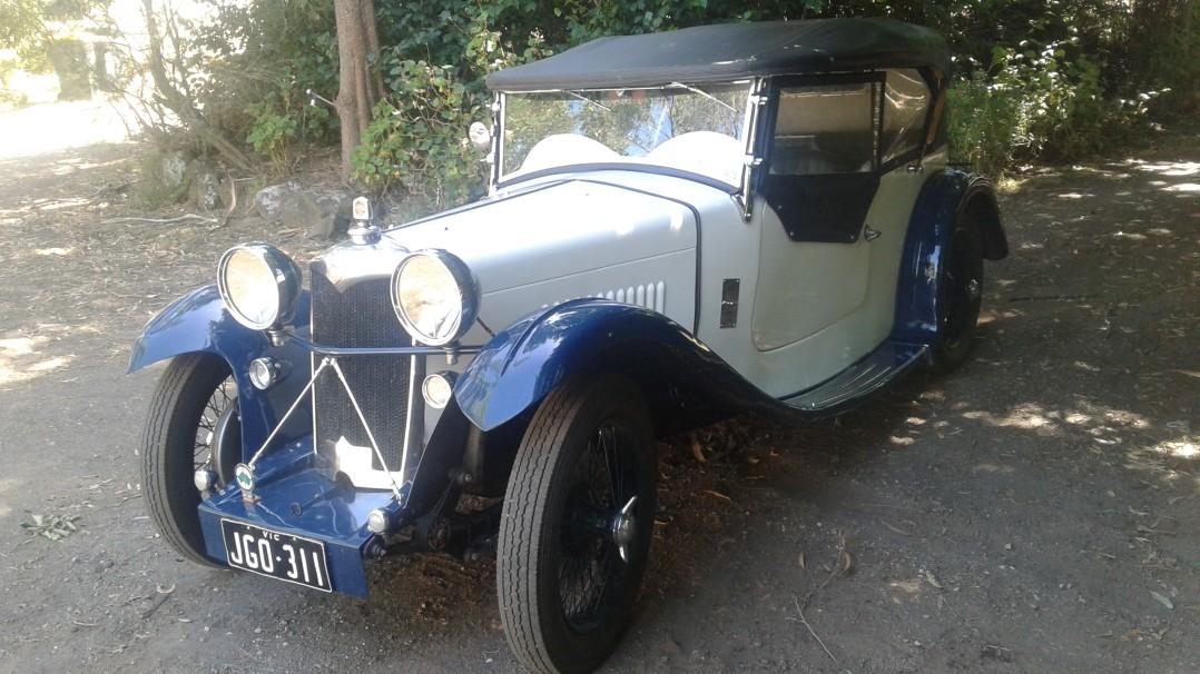 1933 Riley 9