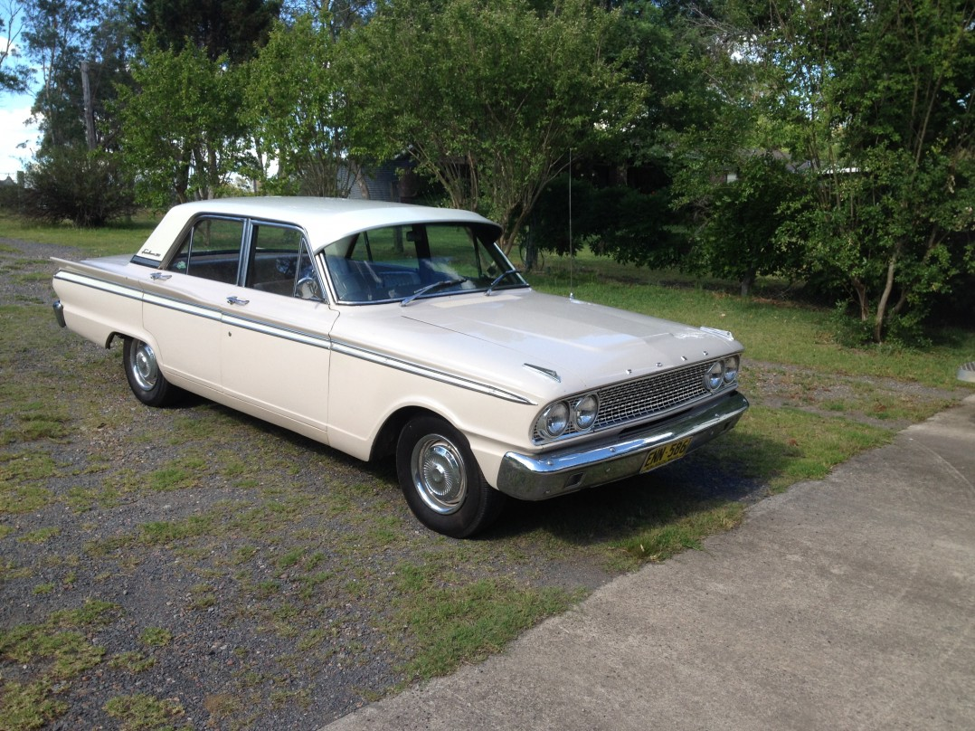 1963 Ford Compact Fairlane
